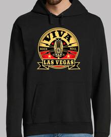 las vegas sweatshirt rock and roll
