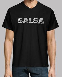 laser salsa colletto bianco v