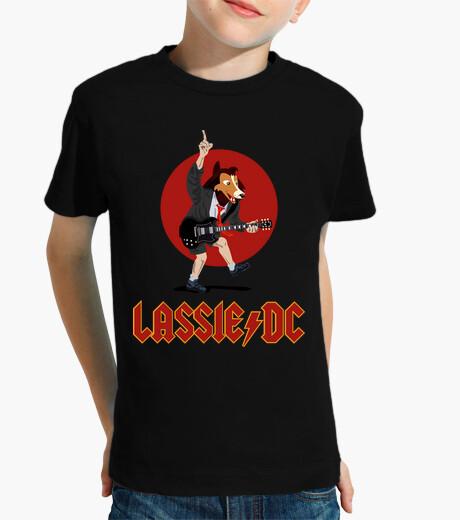 Ropa infantil lassie / dc