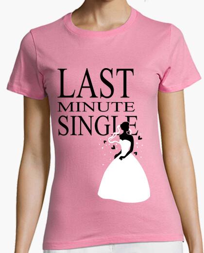 T-shirt Last Minute Single