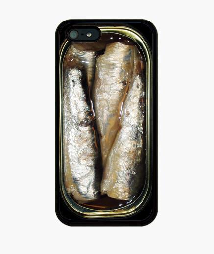 Funda iPhone Lata de sardinas iphone 5