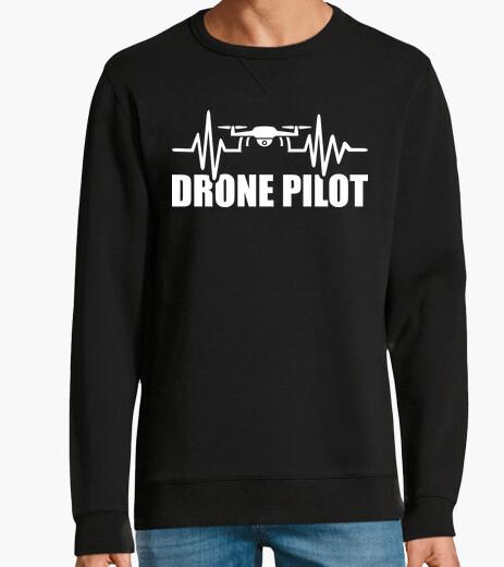 Jersey latido del corazón del dron