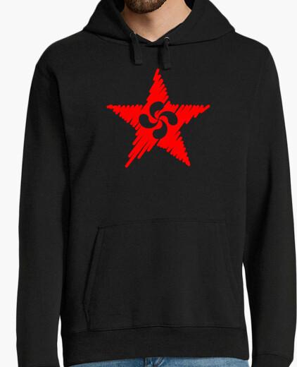 Jersey Lauburu Estrella Roja Trazos 2