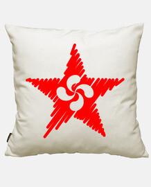 lauburu red star strokes 2