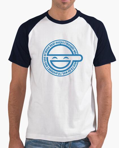 Tee-shirt Laughin man