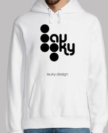 Lauky design negro