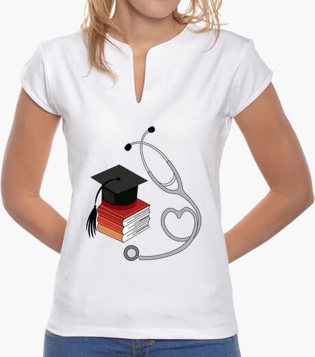 T-shirt laurea in medicina
