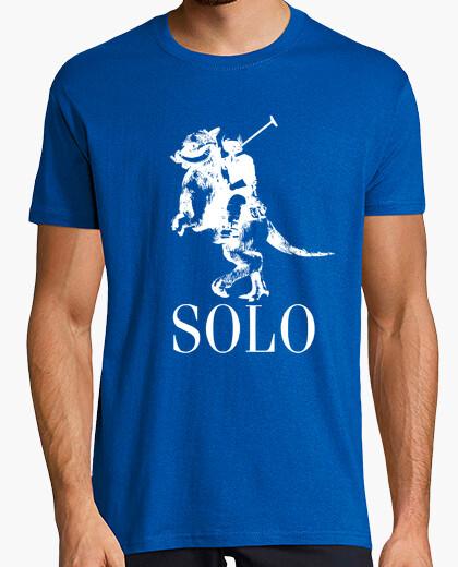 Camiseta lauren en solitario