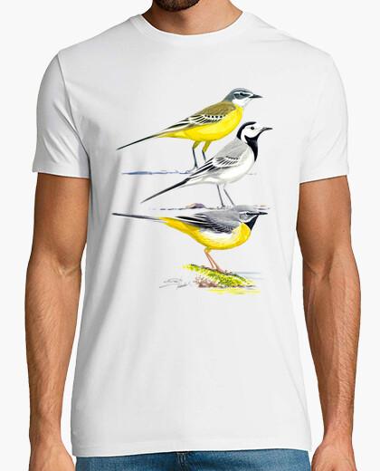 T-shirt lavandaie ragazzo bianco