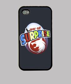 law of cover sorpresa