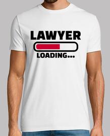 lawyer loading