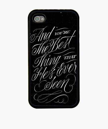Funda iPhone Lay lady Lay