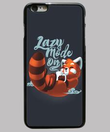 lazy mode on case