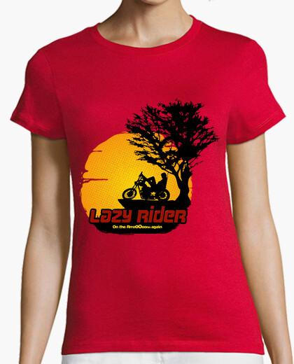 Camiseta Lazy Rider