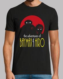 le adventure of baymax e hiro