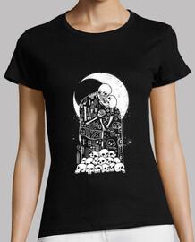 le baiser de la mort chemise femme