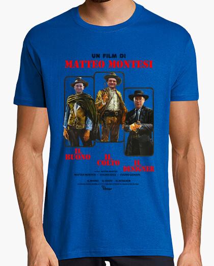Tee-shirt le bien le concepteur instruit