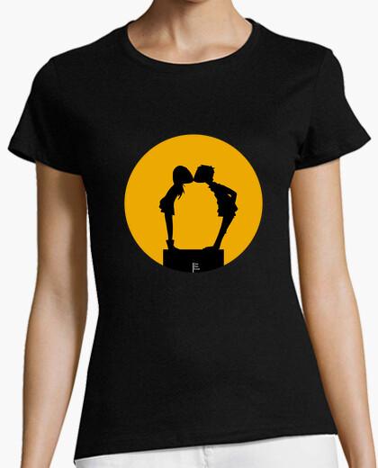 Tee-shirt Le bisou