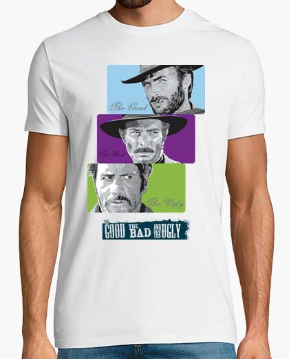 Tee-shirt Le Bon, la Brute et le Truand