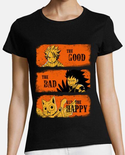 le bon, le bad and les femmes heureuses