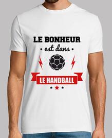 Le bonheur est dans le handball