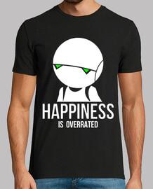 le bonheur est surfaite