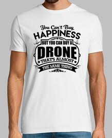 le bonheur peut acheter un drone