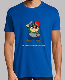 le brave chevalier t-shirt adulte