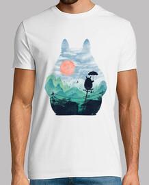le camicie del paesaggio dei vicini