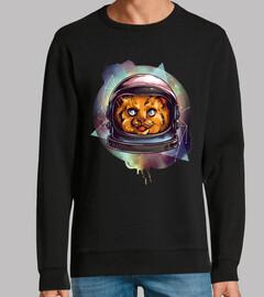 le chat astronaute