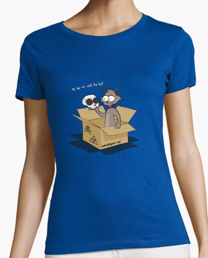 Tee-shirt le chat de schrodinger