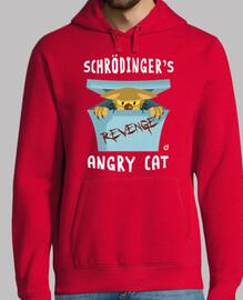 le chat en angry de schrodinger