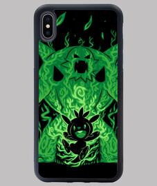 le chevalier d'herbe à l'intérieur - iphone xs max