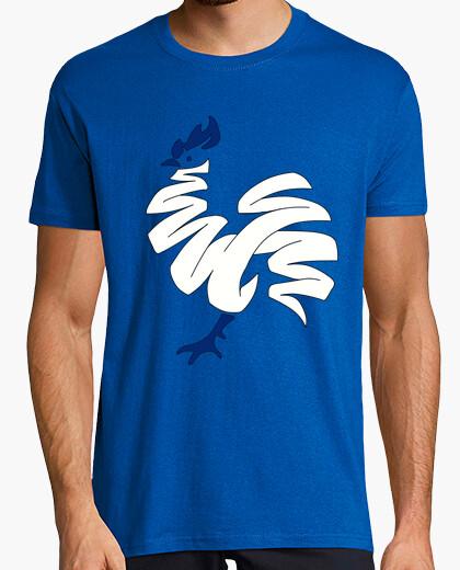 Camiseta Le Coq White