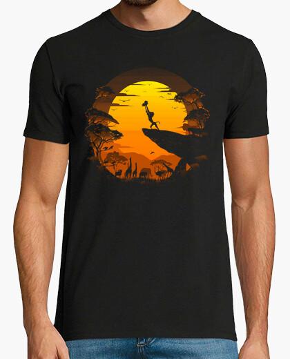 Tee-shirt le cycle sans fin