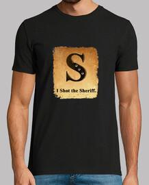 le disparé al sheriff