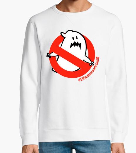 Sweat le fantôme d'em sweatshirt unisexe