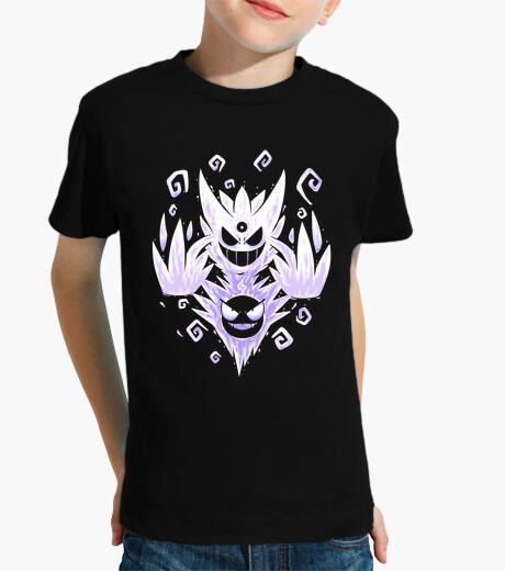 Vêtements enfant le fantôme méga dedans - chemise d'enfants