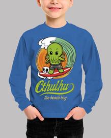 le garçon de plage cthulhu - warcraft p