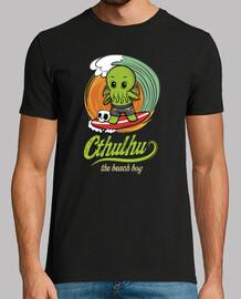 le garçon de plage cthulhu - warcraft parodie