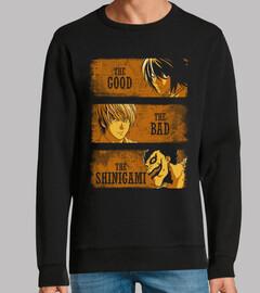 le good  le bad and le shinigami