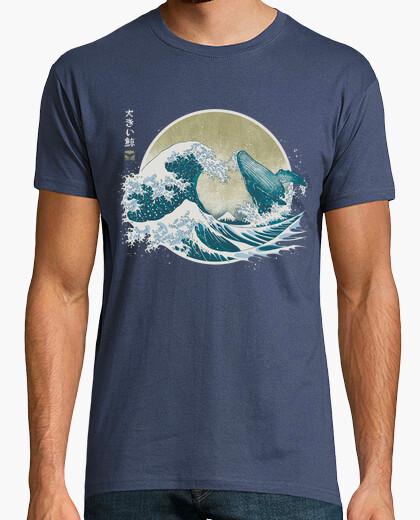 Tee-shirt Le gr eat la baleine