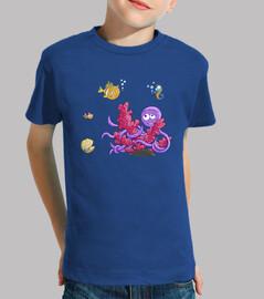 le grand octopus du mess