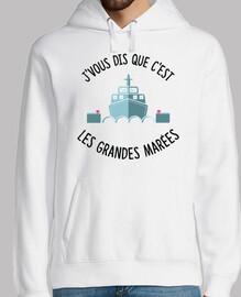 Le grandi maree francesi si confondono