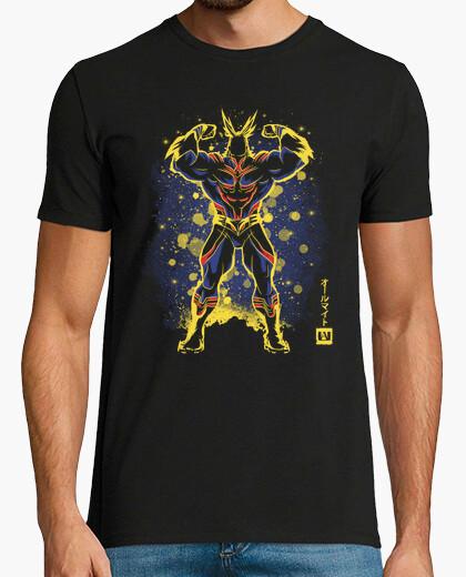 Tee-shirt le héros