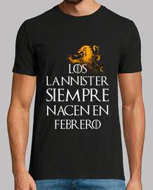 le lannister toujours en février