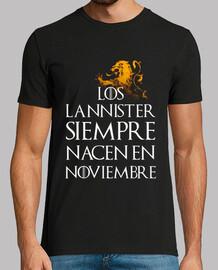 le lannister toujours en novembre