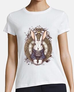 le lapin blanc