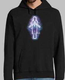 le legend mens hoodie