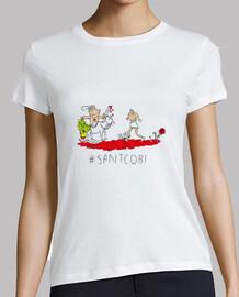 le llegenda - samarreta noia, pigments ecologics i amb qualitat prem